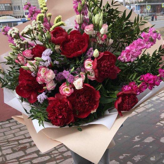 Сельская красота: букеты цветов на заказ Flowwow