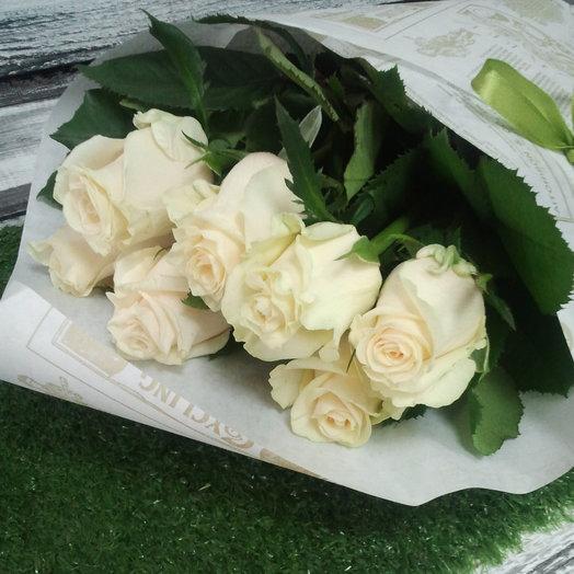 Аваланж: букеты цветов на заказ Flowwow