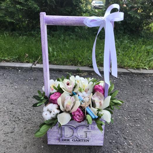 Модная школьница: букеты цветов на заказ Flowwow