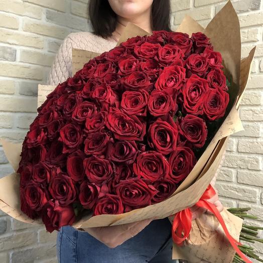 101 бархатная роза