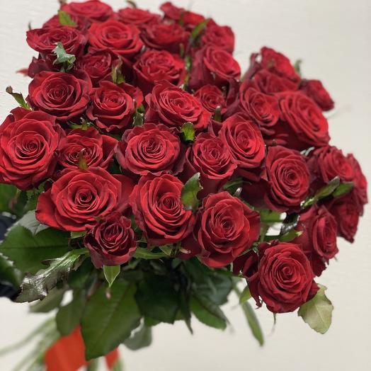 Розы любви: букеты цветов на заказ Flowwow