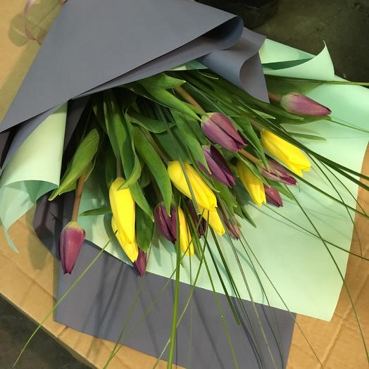 Просто весеннее чудо))): букеты цветов на заказ Flowwow