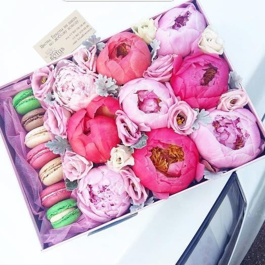 Сладкая зайка: букеты цветов на заказ Flowwow