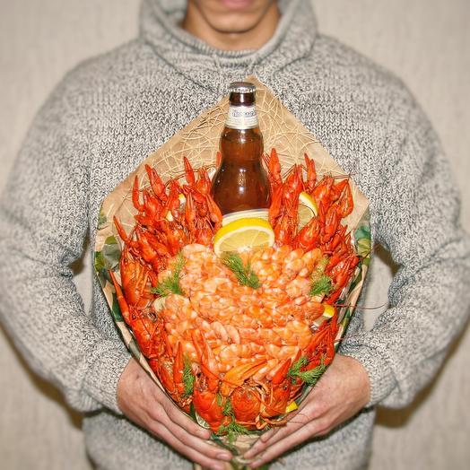 """""""Идеальный вечер пятницы"""": букеты цветов на заказ Flowwow"""