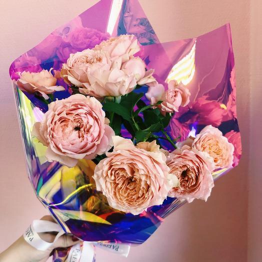 Букет 171: букеты цветов на заказ Flowwow