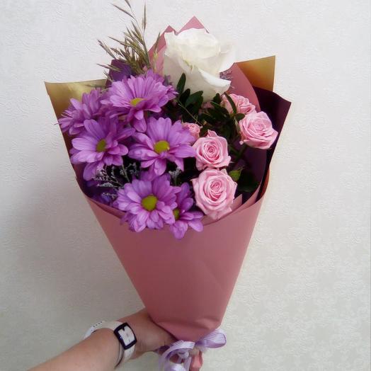 Скарлет: букеты цветов на заказ Flowwow