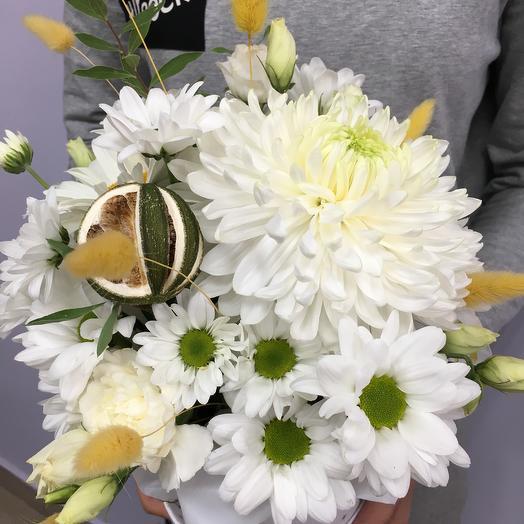 Арт. 012563: букеты цветов на заказ Flowwow