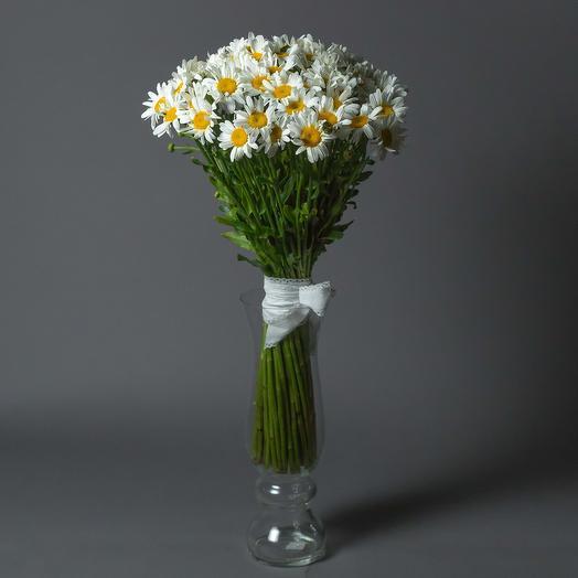 """Букет """" 75 Ромашек """": букеты цветов на заказ Flowwow"""