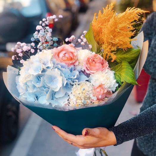 Букет Школьная Пора: букеты цветов на заказ Flowwow