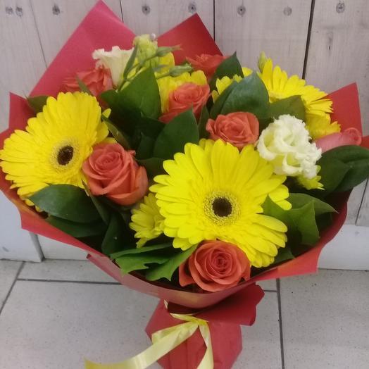 Мини букет 3: букеты цветов на заказ Flowwow