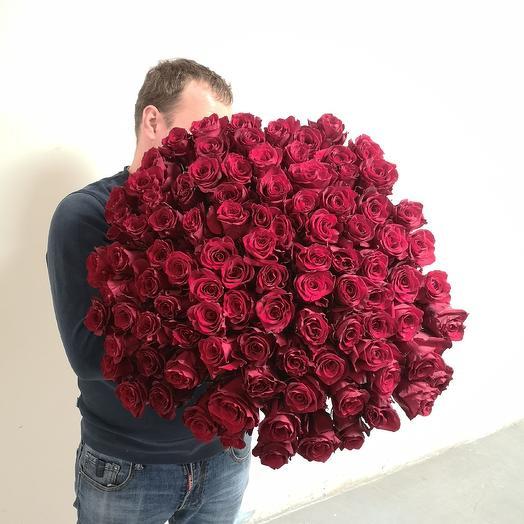 101 элитная Роза