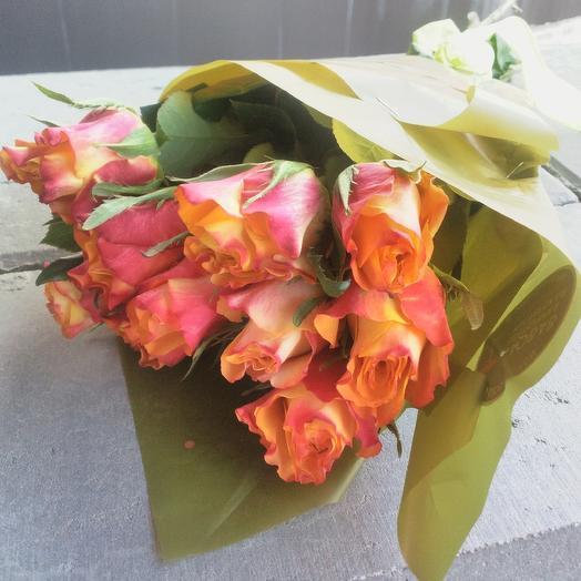 Апельсинка: букеты цветов на заказ Flowwow
