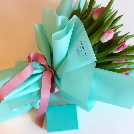Tiffany Bouquet: букеты цветов на заказ Flowwow