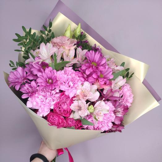 Букет 2773: букеты цветов на заказ Flowwow