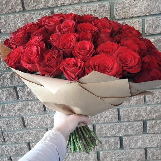 Влюблённость: букеты цветов на заказ Flowwow