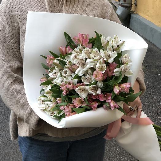Букет Роса: букеты цветов на заказ Flowwow