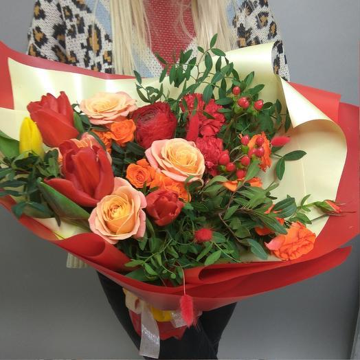 Poppy morning: flowers to order Flowwow