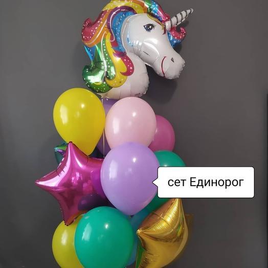 """Сет """"Единорог"""""""