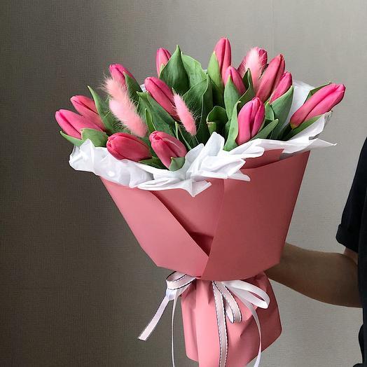 Тюльпаны WOW