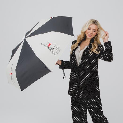 Женский складной зонтик 310200