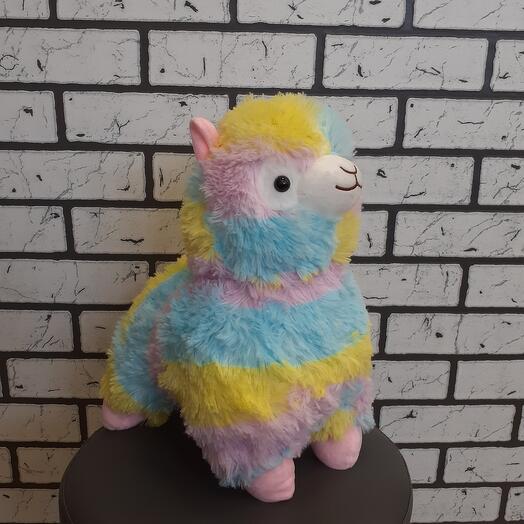 Радужная лама