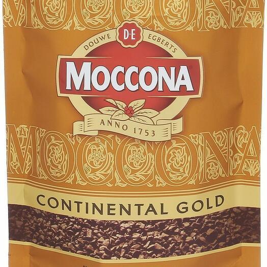 Кофе Moccona continental GOLD растворимый 140 гр