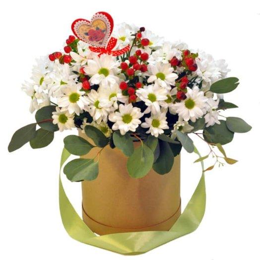Букет № 8 Марселла: букеты цветов на заказ Flowwow