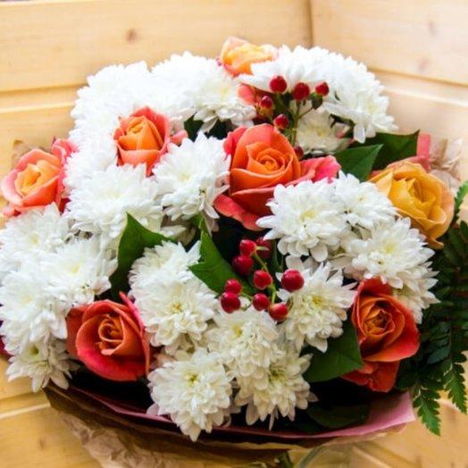Букетофф: букеты цветов на заказ Flowwow