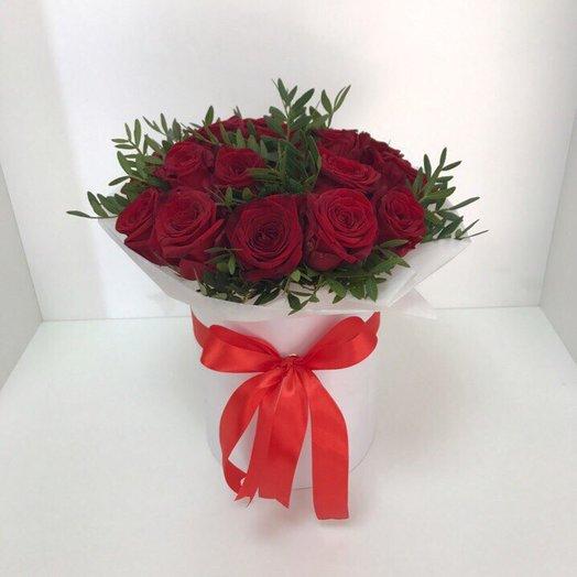 Коробочка Чудо: букеты цветов на заказ Flowwow