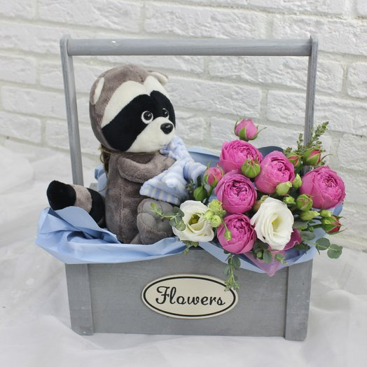 Енотик: букеты цветов на заказ Flowwow