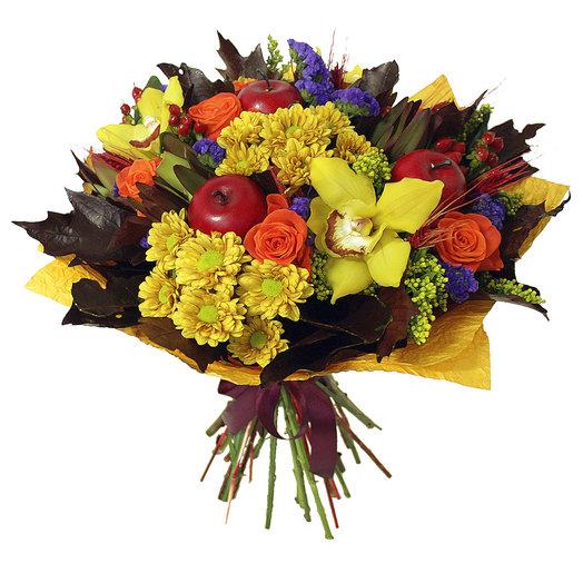 Букет Листопад: букеты цветов на заказ Flowwow