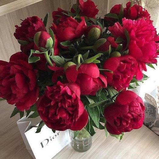 15 лучших пионов: букеты цветов на заказ Flowwow