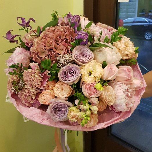 "Букет ""Наваждение"": букеты цветов на заказ Flowwow"