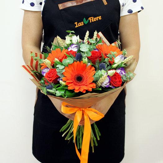 """Букет """"Ранняя осень"""": букеты цветов на заказ Flowwow"""