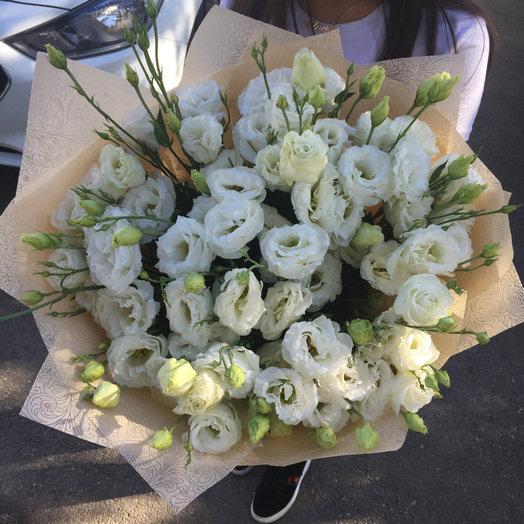 Французский букет: букеты цветов на заказ Flowwow