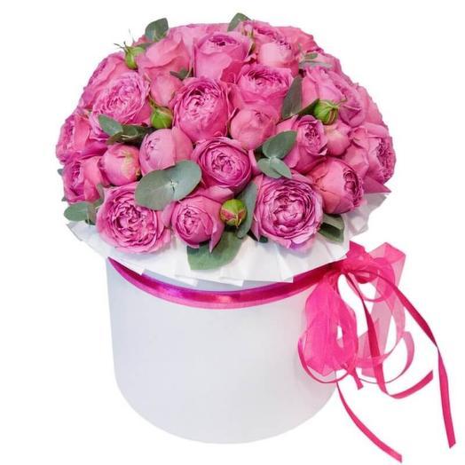 Цветочный пломбир: букеты цветов на заказ Flowwow