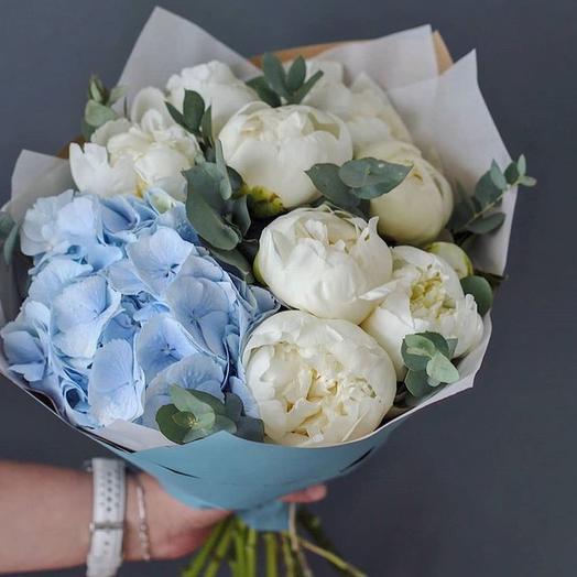Небесные рассказы: букеты цветов на заказ Flowwow