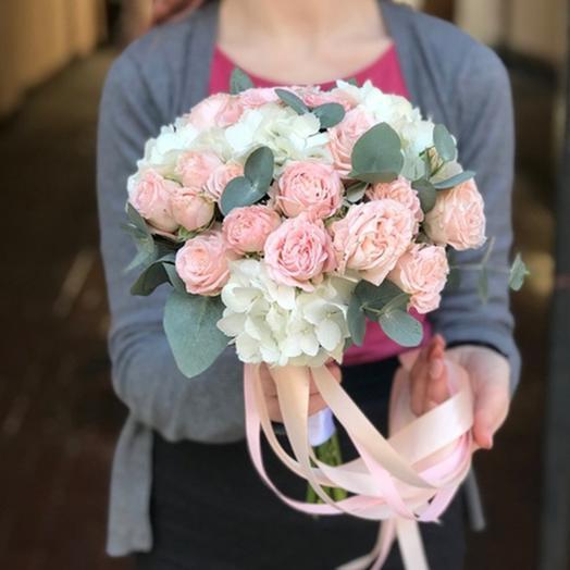 """Букет невесты """"Чистое сердце"""": букеты цветов на заказ Flowwow"""