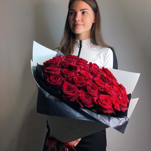 Букет «Париж»: букеты цветов на заказ Flowwow