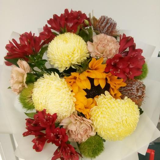 Симон: букеты цветов на заказ Flowwow
