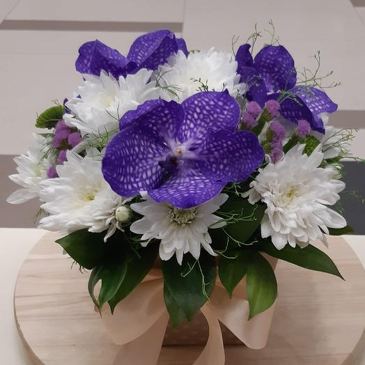 Баттерфляй: букеты цветов на заказ Flowwow