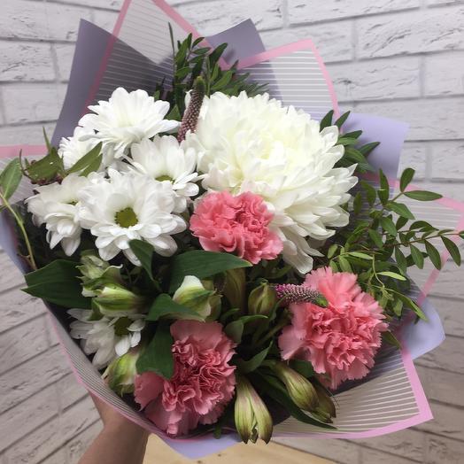 Клевер: букеты цветов на заказ Flowwow
