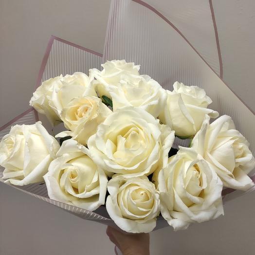 Белый шоколад: букеты цветов на заказ Flowwow