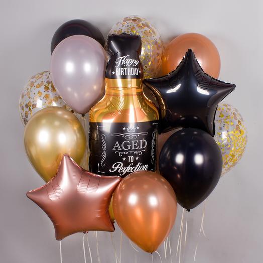 Набор шаров «Совершенный возраст»