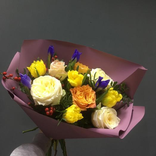 Spring breath: букеты цветов на заказ Flowwow