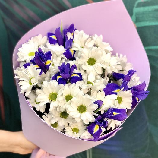 Весеннее чувство: букеты цветов на заказ Flowwow