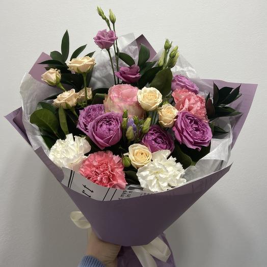 Нежность весны🌷: букеты цветов на заказ Flowwow