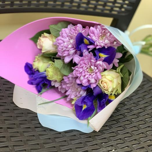 Laly: букеты цветов на заказ Flowwow