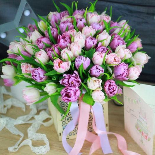Превосходная женщина: букеты цветов на заказ Flowwow