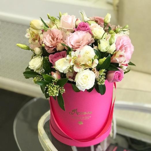 Любимка: букеты цветов на заказ Flowwow